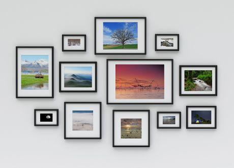 A Wide Range of Art Work